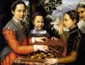 Anguissola-Partita-a-scacchi-Poznan-Museum-Narodowe-1555-ca