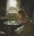 Caroline Alexia Schonheyder van Deurs The young chess player