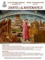 Dante e la Matematica Locandina