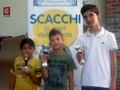 Winners U14 Astudillo-Titze-Soler