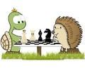 riccio e tartaruga