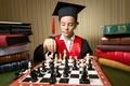 studente di scacchi